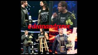 Dean Ambrose & Renee Young-wwe #deaneeforever