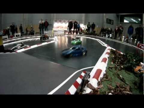 Modellbaumesse Wien 2011 rc-drift