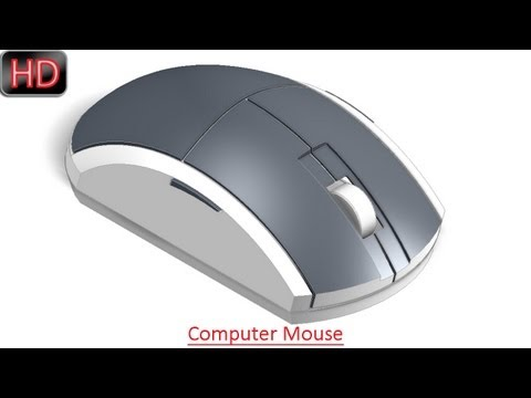 Computer Mouse (Video Tutorial) Autodesk Inventor