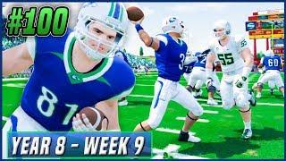 NCAA Football 14 Dynasty Year 9 - Week 2 @ Minnesota | Ep.151