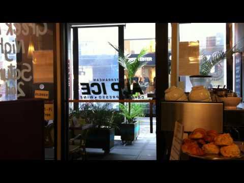 ALP ICE CAFE  NZ. (art, music, culture, friendship)