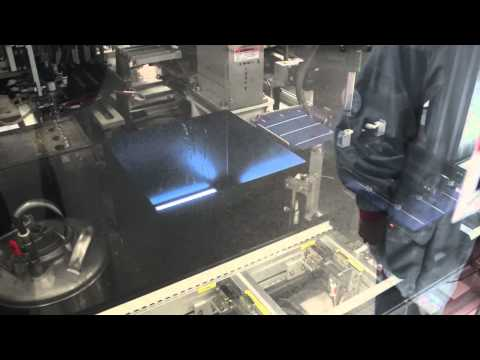 Tindo Solar Factory Tour - Part 1