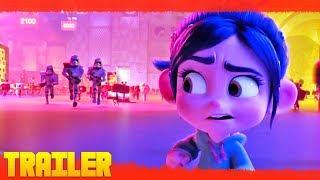 Ralph Rompe Internet (2018) Disney Nuevo Tráiler Oficial #2 Español