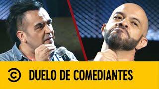 Charlie Barrientos VS Eduardo Talavera | Duelo De Comediantes | Comedy Central LA