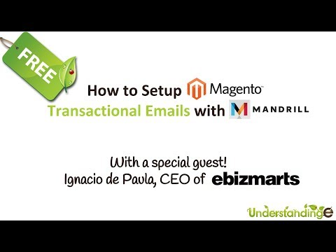 How to Install MageMonkey in Magento to use Mandrill for Transactional Emails