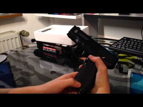 Taurus PT 24/7 Softair Review [HD]