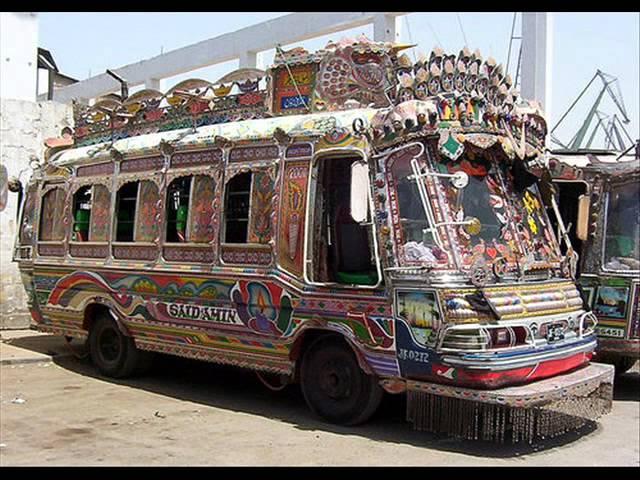 "Hindko Song ""drivera coach diya"" Saeed Hazara , Tariq Hazarvi Qayyumabad Karachi Pakistan"