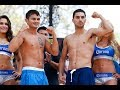 Marcos Maidana vs Josesito Lopez - Highlights (SLUGFEST & KNOCKOUT)