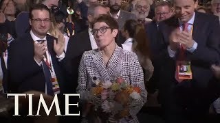 Angela Merkel Ally Annegret Kramp-Karrenbauer Elected As New Party Leader | TIME