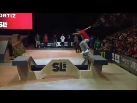 Chris Cole vs Chaz Ortiz vs Torey Pudwill
