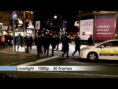 KODAK PLAYFULL ZE1 - Full HD Test 2012