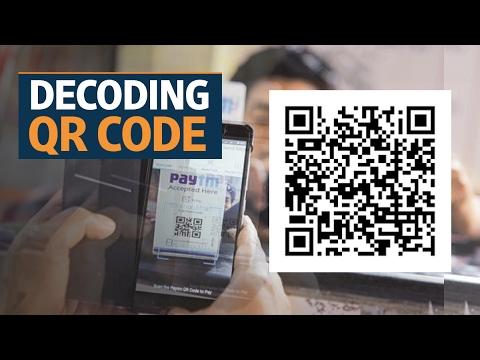 Decoding BharatQR code