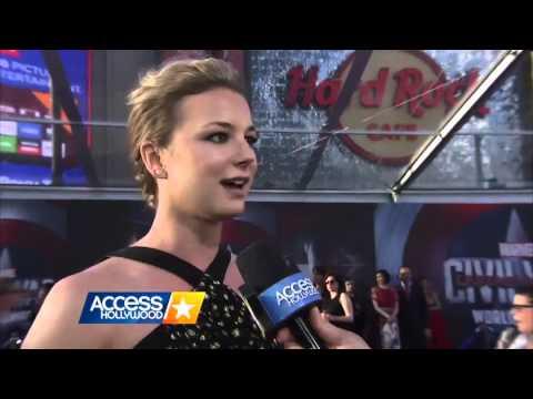 Captain America Civil War Hollywood Premiere