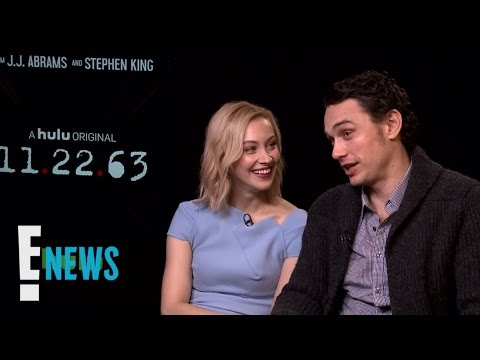 James Franco on How He Got Involved With Stephen King | Celebrity Sit Down| E! News