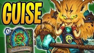 Halazzi's Guise - Hunter Rumble Run | Rastakhan's Rumble Adventure | Hearthstone
