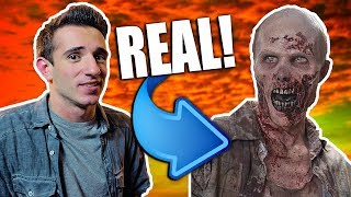 ZOMBIES ARE REAL!