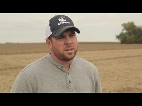 Channel Grower Geoff Ruth, Rising City, NE