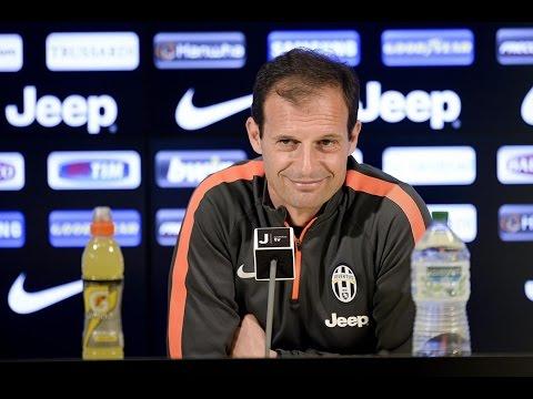 Le parole di Allegri alla vigilia di Torino-Juventus - Allegri's pre-match Derby conference