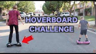 INSTAGRAM HOVERBOARD CHALLENGE!