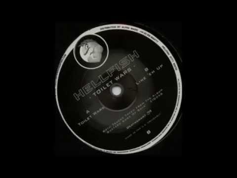 Deathchant 39   Dj Hellfish   B   Line Em Up   2002