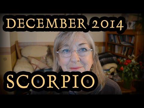 Scorpio Horoscope For December 2014
