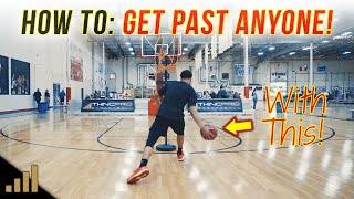 How to: Get Past a Good Defender in Basketball EVERY TIME! [The In and Out Move]