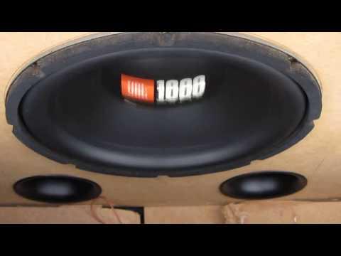 サブウーファー My System Subwoofer DD 510 นิ้ว 300W RMS Tremendous Bass