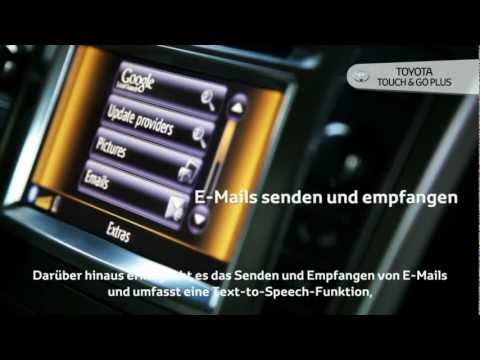 Toyota Avensis 4 - Trailer Touch and Go Plus (2012)