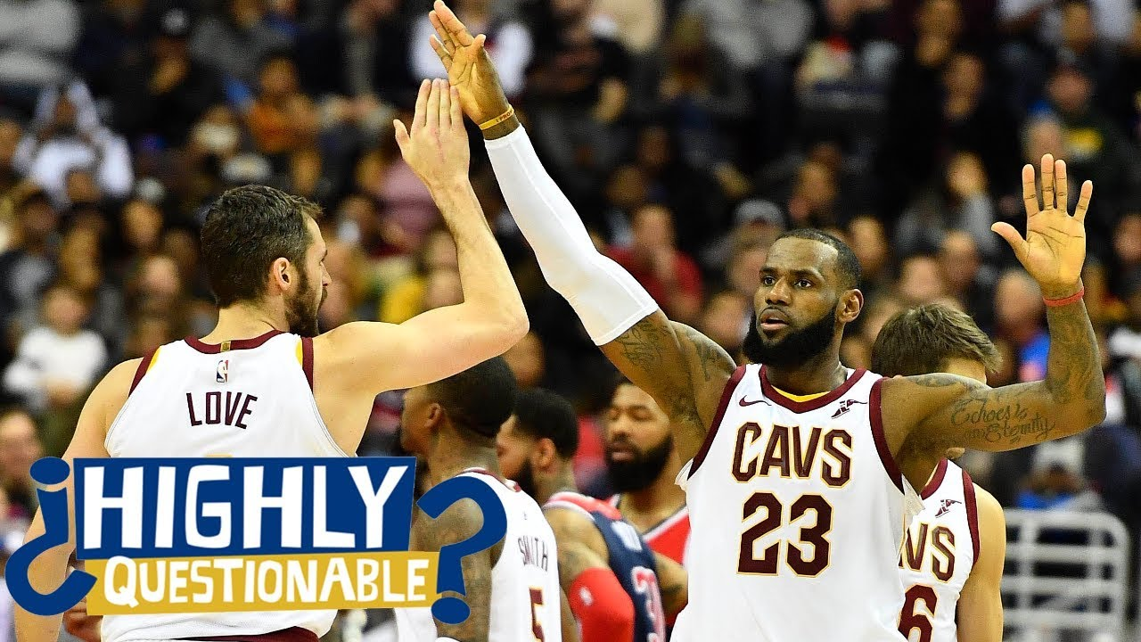 Do the Cavaliers need Kevin Love in in order to win the East? | Highly Questionable | ESPN