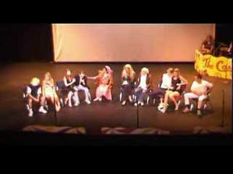 Celebrity Couples Counselling - UQ Law Revue 2005