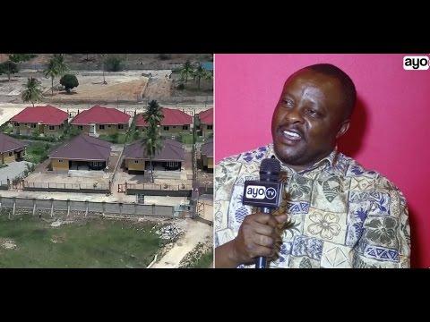 Nyumba 1500 zinazojengwa Kigamboni na Milionea Mtanzania aliyeishia la 7