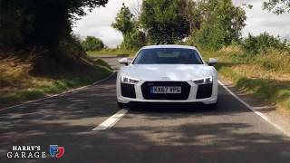 Audi R8 V10 RWS real world review