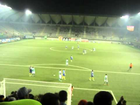 Los del Cerro -  Audax(1) vs EVERTON(3)