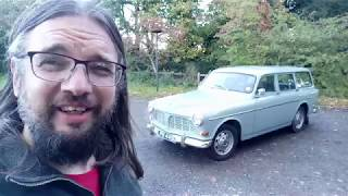 Real Road Test: Volvo 122 Amazon estate or station wagon