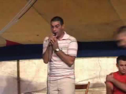 Vasile Oprea Toflea - Pe Isus cu cat il cunosc Ceica la maslinul 2008_xvid.avi