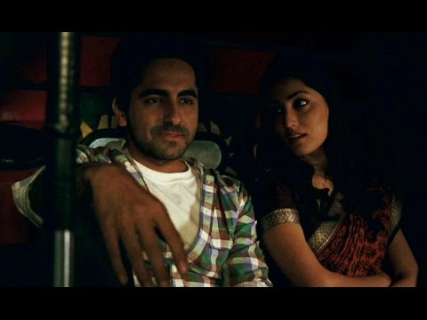 Yami Gautam Gets A Drop From Ayushman Khurrana