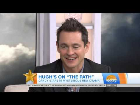 Hugh on Today - March 30, 2016