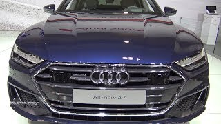 2019 Audi A7 - Exterior And Interior Walkaround - 2018 Toronto Auto Show