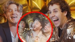 HIS UNFORGETTABLE SURPRISE BIRTHDAY PARTY!!