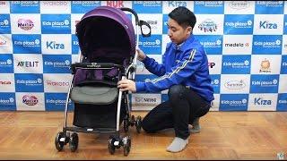 Giới thiệu tính năng của xe đẩy trẻ em Mamago F3
