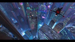 """Spider-Man Into the Spider-Verse """"Scared of the Dark''//REMIX"""