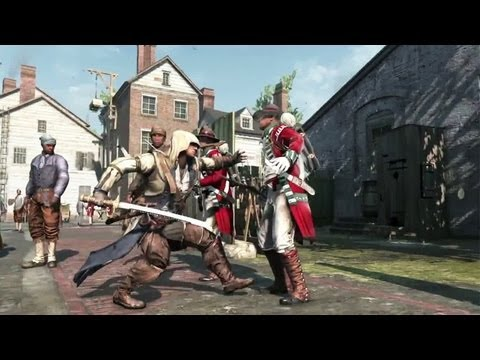 Assassin's Creed 3 : Lost Mayan Ruins DLC Trailer