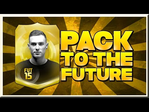 FIFA 15 - PACK TO THE FUTURE EP.3 - OH ROBIN VAN PERSIE!!!