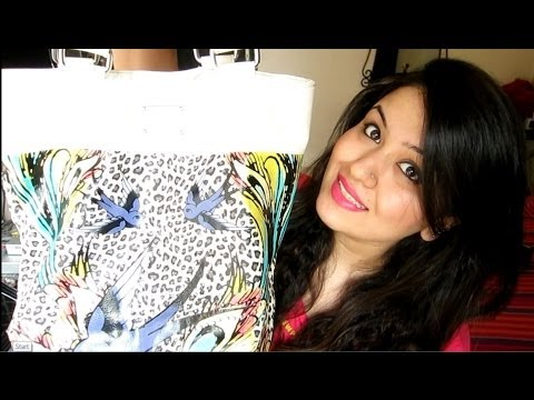 Tag: Whats In My Bag? - Indian Beautyvlogging video