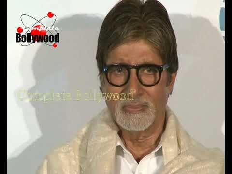 Amitabh Bachchan Unveils Shekhar Ravjianis New Single Hanuman...