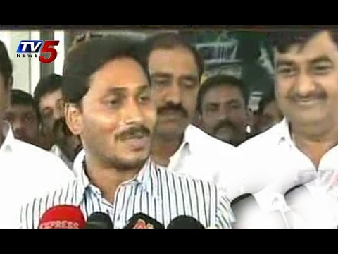 Should We put a 420 case or 840 case ? | YS Jagan Questions to Chandrababu : TV5 News