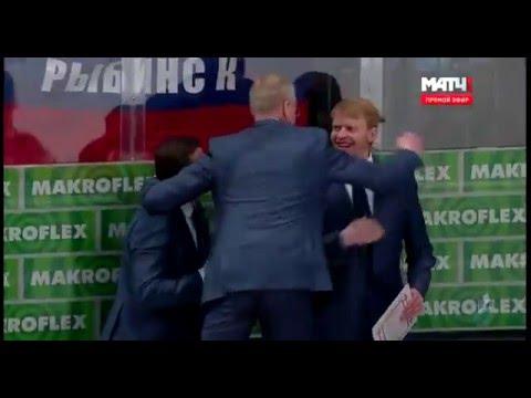 Хоккей ЧМ 2016 Россия - Финляндия 1:3 World Cup 2016 Russia - Finland 1: 3