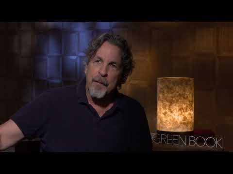 Director Peter Farrelly Talks About Green Book