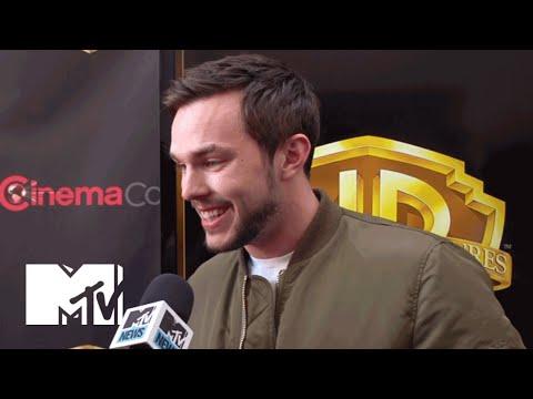 Nicholas Hoult Talks 'Mad Max: Fury Road' And 'X-Men: Apocalypse' at CinemaCon 2015 | MTV News