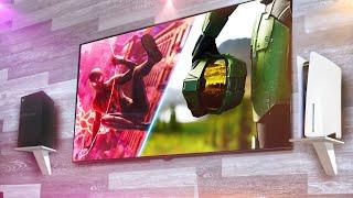 My PS5 & Xbox Series X Setup!